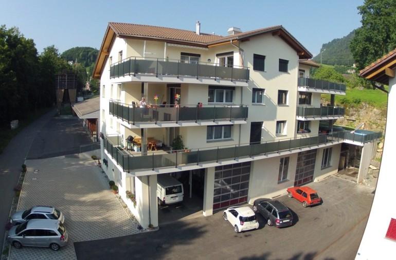 Geschäftshaus Deck GmbH
